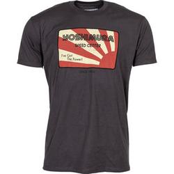 Yoshimura Speed Center T-Shirt grau M