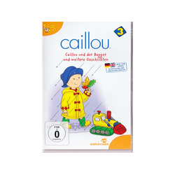 Caillou 3 - und der Bagger weitere Geschichten DVD