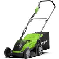 Greenworks 40V G40LM35K2 inkl. 1 x 2 Ah
