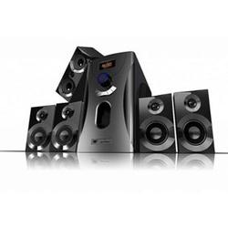 Auvisio Home-Theater Surround-Sound-System 5.1, schwarz