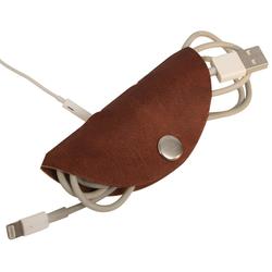 Gusti Leder Stuart Kabelzubehör, (Kabelklemme Kopfhörer Kabel-Organizer Kopfhörerkabelhalter)