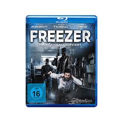 Freezer Blu-ray