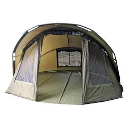 Karpfenzelt Angelzelt 2 Mann Bivvy Karpfen Angel Zelt Anglerzelt Campingzelt