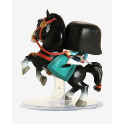 Funko Spielfigur Pop! Rides #76: Mulan Riding Khan