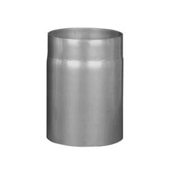 Ø 200 mm Edelstahlrohr 2 mm - Länge 25 cm