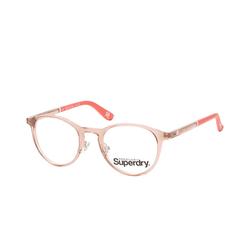 Superdry SDO ALBY 172, inkl. Gläser, Runde Brille, Damen
