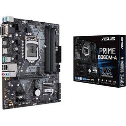 Asus PRIME B360M-A Mainboard Sockel Intel® 1151v2 Formfaktor Micro-ATX Mainboard-Chipsatz Intel® B