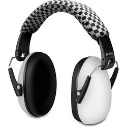 Alecto Gehörschutz für Kinder BV-71BW Kinder-Kopfhörer weiß