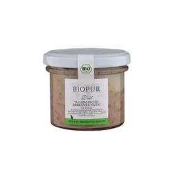 Biopur Allergie-Diätfutter im Glas Katzen Nassfutter