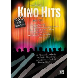Kino Hits für Querflöte m. 1 Audio-CD