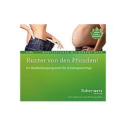 Runter von den Pfunden!, 2 Audio-CDs