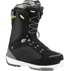 NITRO MONARCH TLS Boot 2021 black/white/ grey - 38 2/3