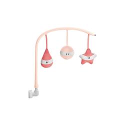 BÉABA Kinderwagen-Spielbogen Spielbogen für Wippe Up&Down III, rosa rosa
