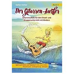 Der Gitarren-Surfer. Stefan Oefner  - Buch