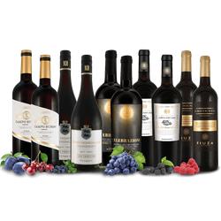 Probierpaket Fantastische, gereifte Rotweine