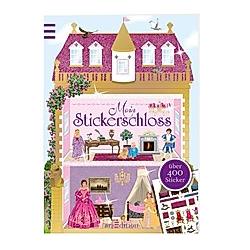 Mein Stickerschloss - Buch