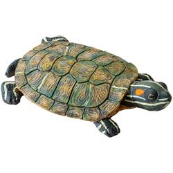 Exo Terra Terrariendeko EX Turtle Turtle Island