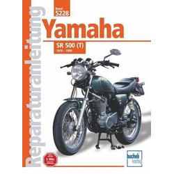 Yamaha SR 500 (T)