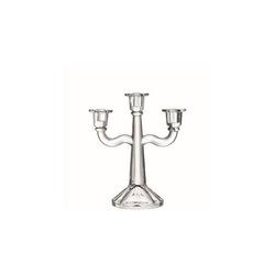 LEONARDO Kerzenständer Kerzenständer 3 armig Spiritii