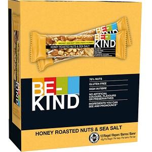 BE-KIND Honey Roasted Nuts & Sea Salt Nussriegel 12 Riegel