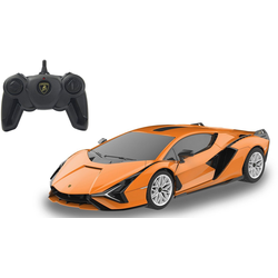 Jamara RC-Auto Lamborghini Sián 1:24, orange - 2,4 GHz
