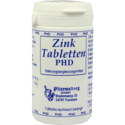 Zink Tabletten PHD