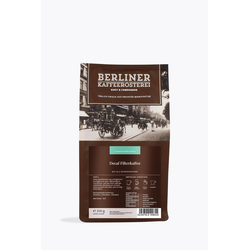Berliner Kaffeerösterei Filterkaffee Decaf 250g