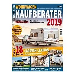 Camping  Cars & Caravans Kaufberater Wohnwagen 2019 - Buch