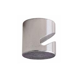 Franken Hakenmagnet, Ø 16mm, silber, Tragkraft: 10,5 kg