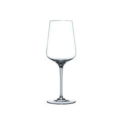 Nachtmann Gläser-Set ViNova Rotweinglas 4er Set, Kristallglas weiß