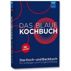 Das Blaue Kochbuch als Buch von