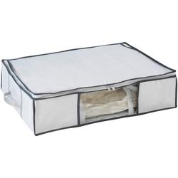 WENKO Aufbewahrungsbox Vakuum Soft Box M weiß