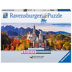 Ravensburger Panorama Schloss in Bayern Puzzle 1000 Teile