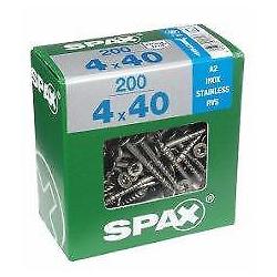 Spax A2 rostfrei TRX 4x40 XL