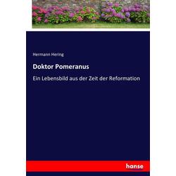 Doktor Pomeranus als Buch von Hermann Hering