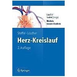 Herz-Kreislauf. Jan Steffel  Thomas Lüscher  - Buch