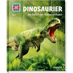 WIW 15 Dinosaurier.Im Reich d. Riesene
