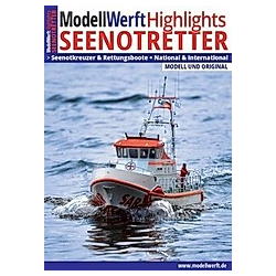 ModellWerft Highlights Seenotretter - Buch