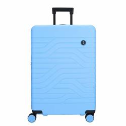 Bric's BY Ulisse 4-Rollen Trolley 71 cm sky blue