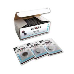 Arcas Vorteils-Set Lithium Batterien bestehend aus 30x C Batterie