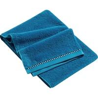 Handtuch (2x50x100cm) ocean blue