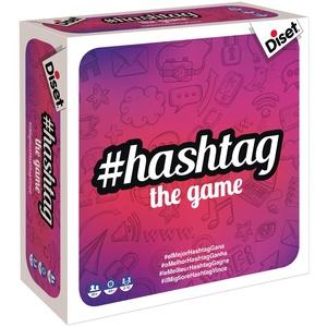 Diset Brettspiel Hashtag das Spiel Sin Talla