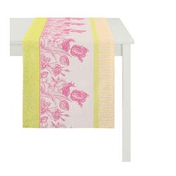 APELT Tischläufer TULIP (1-tlg) rosa