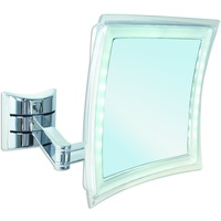 Bravat Palini 411210 Wandspiegel LED beleuchtet chrom