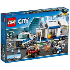 Lego City Mobile Einsatzzentrale 60139
