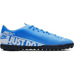 Nike Vapor 13 CLUB TF - Fußballschuhe Hartplatz - Herren Light Blue 6,5 US