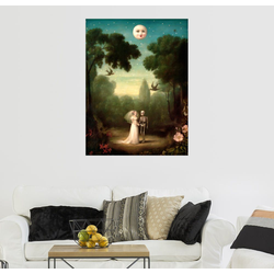 Posterlounge Wandbild, Die Mitgift des Mondes 30 cm x 40 cm