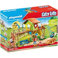 Playmobil City Life Abenteuerspielplatz (70281)
