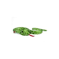 Teddy Hermann® Kuscheltier Schlange grün, 175 cm
