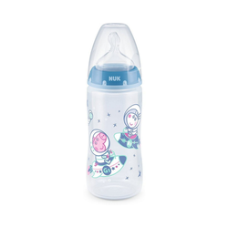 NUK Babyflasche NUK Peppa Pig First Choice+ Babyflasche mit